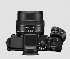 Nikon 1 V3 Manual User Guide - camera top side
