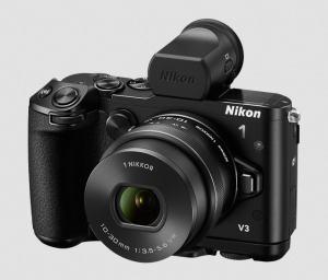 Nikon 1 V3 Manual User Guide for Nikon's Fabulous Compact Camera