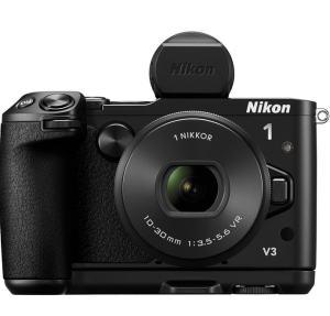 Nikon 1 V3 Manual - camera front face