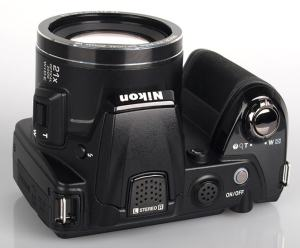 Nikon CoolPix L120 Manual - camera side
