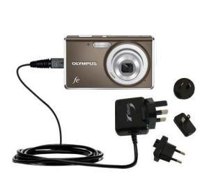 Olympus FE-4030 Manual-camera set