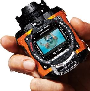 Pentax WG-M1 Manual for Pentax's Rugged Action Camera