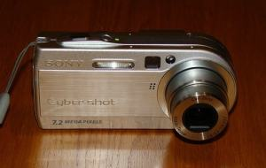 Sony DSC P-150 Manual User Guide and Product Specification