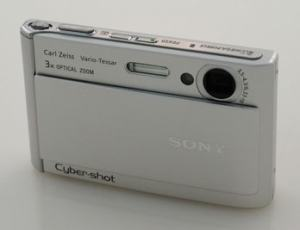 Sony DSC-T70 Manual User Guide and Product Specification