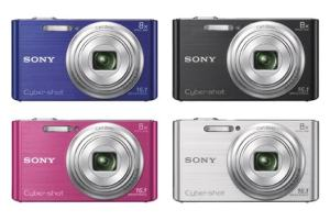 Sony DSC W-730 Manual - camera variant