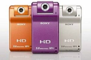 Sony MHS-PM1 Manual User Guide and Product Specification