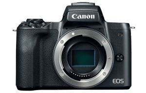 Canon EOS M50; Promising Canon's Mirrorless Camera with 4K Video Shooting Capability