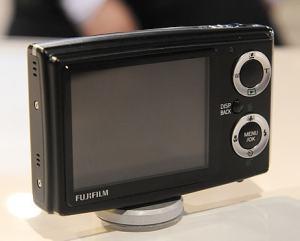 Fujifilm FinePix Z20FD Manual - camera back side