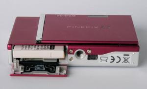 Fujifilm FinePix Z5fd Manual - camera side