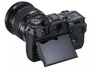 Fujifilm X-H1 Review; Camera RearSide