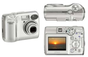 Nikon CoolPix 5600 Manual