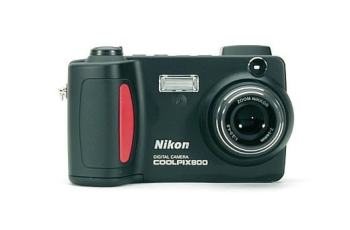 Nikon Coolpix 800 Manual User Guide and Product Specification
