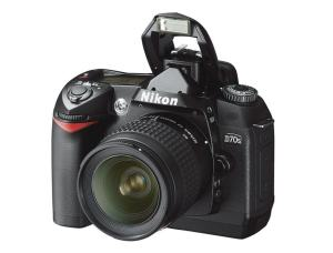 Nikon D70S Manual User Guide and Product Specification