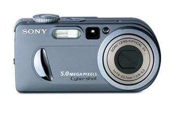 Sony DSC P10 Manual User Guide and Product Specification