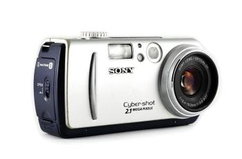 Sony DSC-P50 Manual User Guide and Product Specification