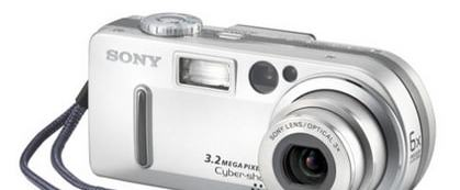 Sony DSC P7 Manual User Guide and Product Specification