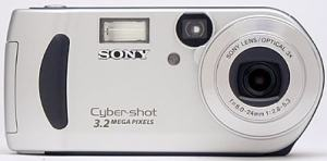 Sony DSC P71 Manual User Guide and Product Specification
