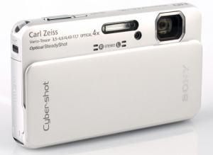 Sony DSC TX10 Manual - camera front side