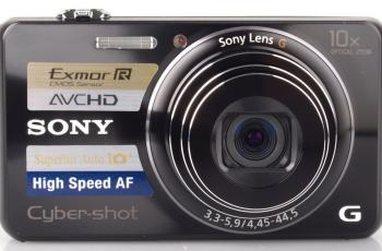 Sony DSC-WX100 Manual User Guide and Product Specification