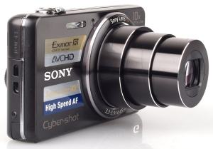 Sony DSC-WX100 Manual - camera front face