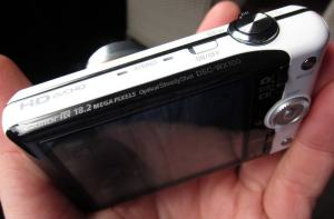 Sony DSC-WX100 Manual - camera side
