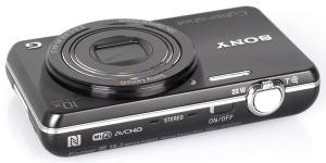 Sony DSC WX220 Manual - camera side