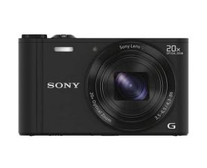 Sony DSC WX300 Manual - camera front face