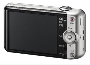 Sony DSC-WX50 Manual - camera side