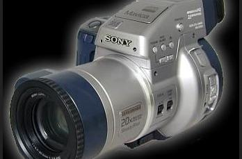 Sony MVC-CD1000 Manual for Sony's Great Digicam with CD-Recorder