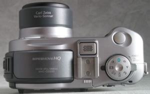Sony MVC-CD300 Manual - camera side