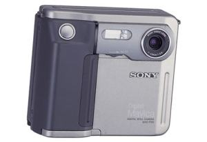 Sony MVC-FD5 Manual User Guide for Our Favorite Sony's 90's Camera
