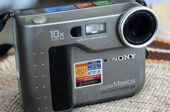 Sony MVC-FD51 Manual User Guide
