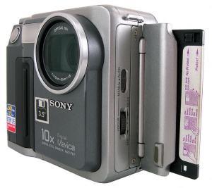 Sony MVC-FD7 Manual - camera side