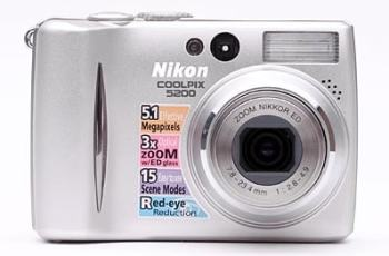 Nikon CoolPix 5200 Manual User Guide and Product Specification