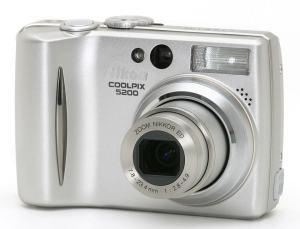 Nikon CoolPix 5200 Manual - camera front side