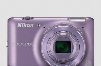 Nikon CoolPix S6400 Manual User Guide and Camera Specification