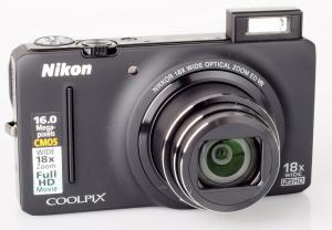 Nikon CoolPix S9200 Manual User Guide and Product Specification
