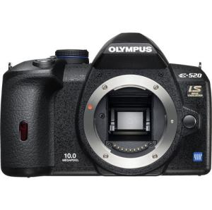 Olympus E-520 Manual User Guide and Product Specification