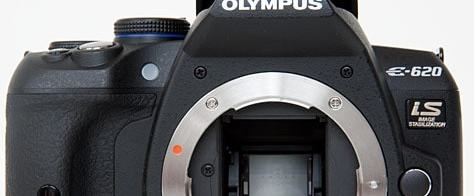 Olympus E-620 Manual User Guide and Product Specification