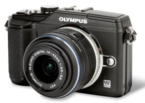 Olympus E-PL2 Manual User Guide and Product Specification