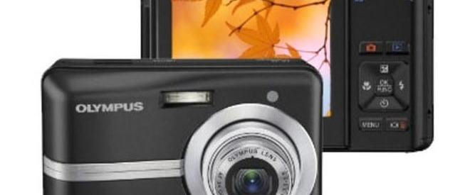 Olympus FE-25 Manual User Guide and Product Specification