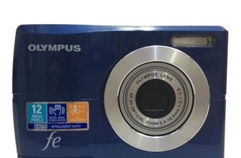 Olympus FE-26 Manual User Guide and Product Specification