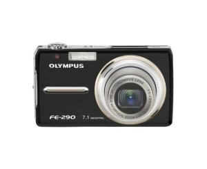 Olympus FE-290 Manual - front face