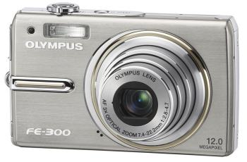 Olympus FE-300 Manual User Guide and Product Specification