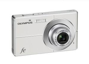 Olympus FE-3000 Manual - camera front face