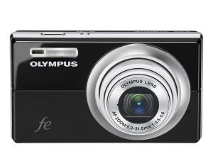 Olympus FE-5010 Manual - camera front side