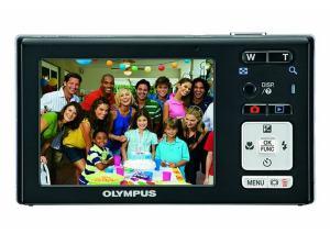 Olympus FE-5010 Manual - camera rear side