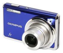 Olympus FE-5020 Manual - camera front face