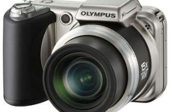 Olympus SP-600UZ Manual for Olympus's Great Compact with 15x Zoom and IS