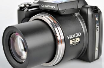 Olympus SP-610UZ Manual User Guide and Product Specification